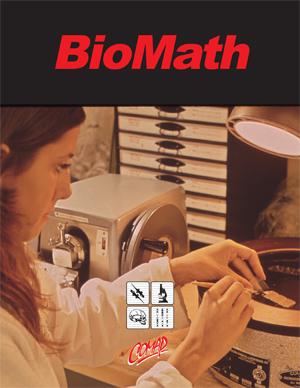 BioMath module cover