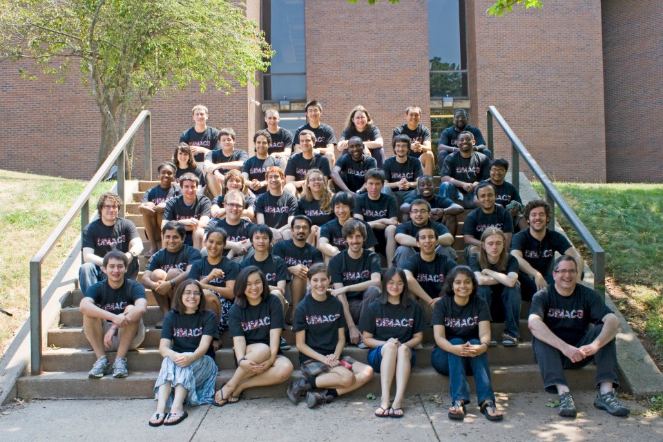 REU group picture