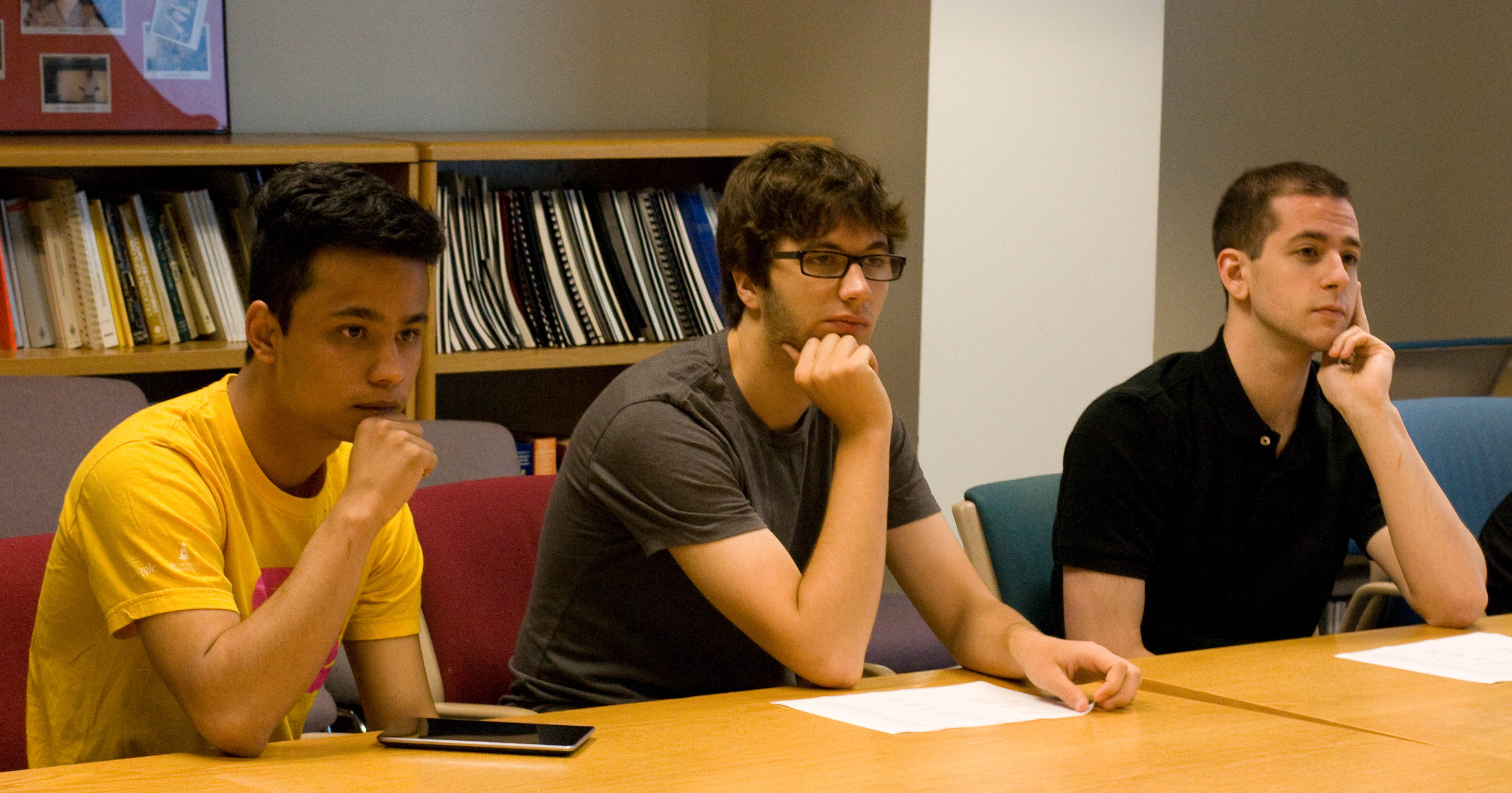 REU students Roshan